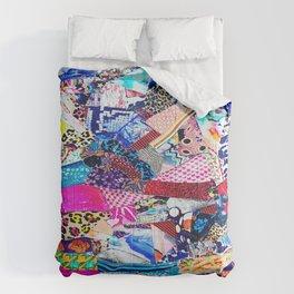 Mixed Print Dos Comforters