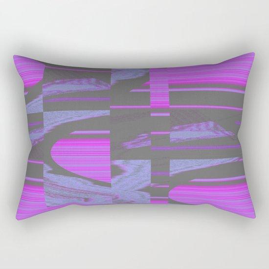 Virus 1.A Rectangular Pillow