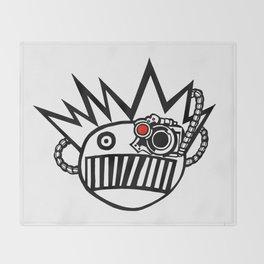 The Borgnish Throw Blanket