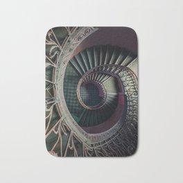 Art Deco spiral staircse Bath Mat