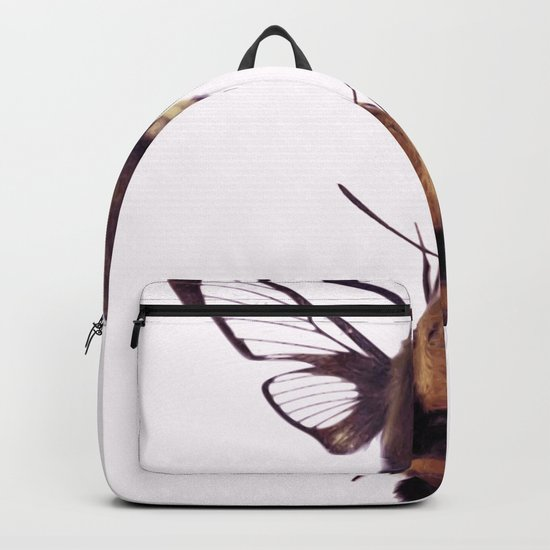 snowberry clearwings Backpack