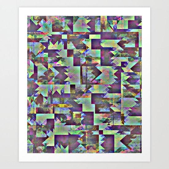 Two:2 Art Print