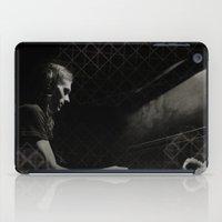scott pilgrim iPad Cases featuring Scott by Scott Pratt