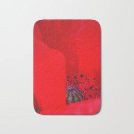 poppy inside Bath Mat