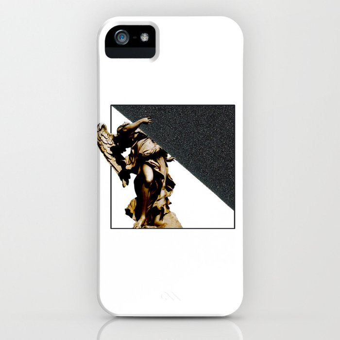 SILKINESS  -   V.white iPhone Case