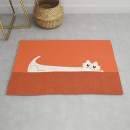 Mark's Superpower: cat Superstretch Rug