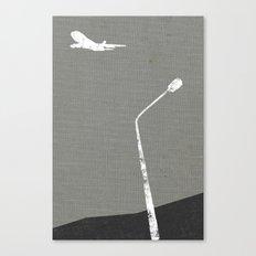 ... Canvas Print