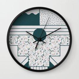 Rombo Wall Clock