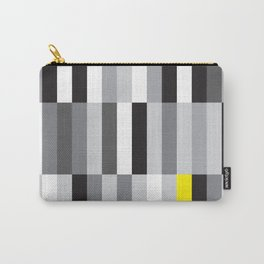 Monochrome Sequence Cheat Carry-All Pouch