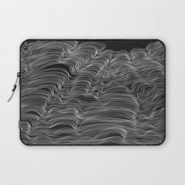 Dark Lines Laptop Sleeve