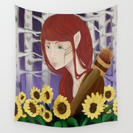 Archer Wall Tapestry