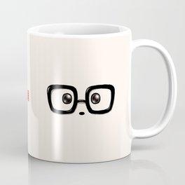 Panda Eyes Coffee Mug