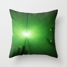 abduction (1) Throw Pillow