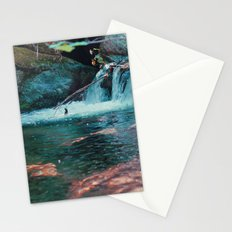 waterfalls 02 Stationery Cards