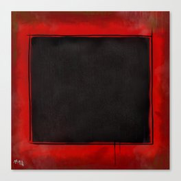 Beauty Squared Canvas Print
