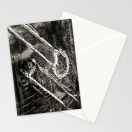 matchsticks side by side Stationery Cards