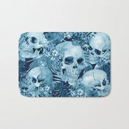 tropic skull Bath Mat