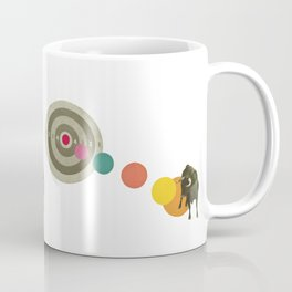 Bull's Eye : Taurus Coffee Mug