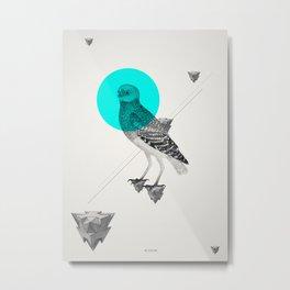 Archetypes Series: Wisdom Metal Print