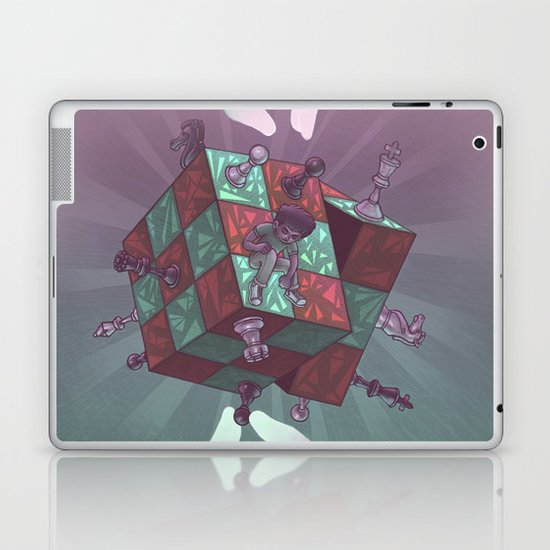 Mindgames Laptop & iPad Skin