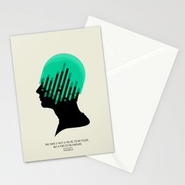 The Mind. Stationery Cards