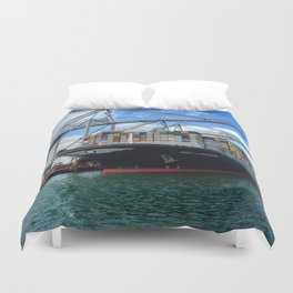 Containers Duvet Cover