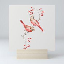 LittleBirds Mini Art Print
