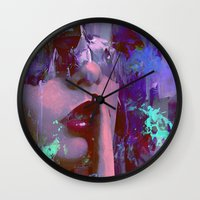 silent Wall Clocks featuring Keep silent by Joe Ganech