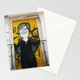 Lisbon Street Art Stationery Cards