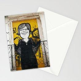 Lisbon Street Art Stationery Cards