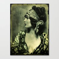 bohemian Canvas Prints featuring Bohemian by Northern Light Images
