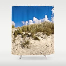 Summer Sand Dune of Denmark Shower Curtain