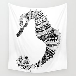 Elilia Seahorse Wall Tapestry