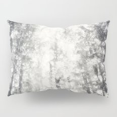 Black and White Pillow Sham