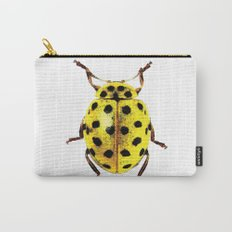 Insecte jaune et noir colors fashion Jacob's Paris Carry-All Pouch
