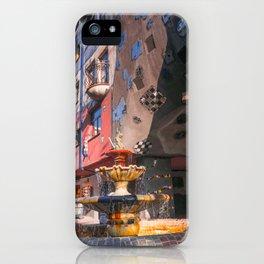 Hundertwasserhaus 3 Vienne Autriche iPhone Case
