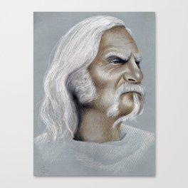 HE Canvas Print