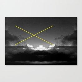 Day 0 Canvas Print