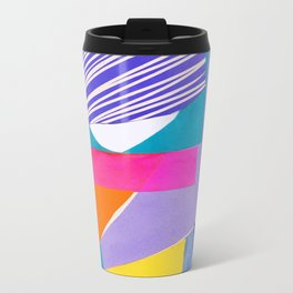 Magnetic content Travel Mug