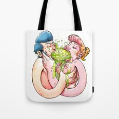 Chunky love Tote Bag