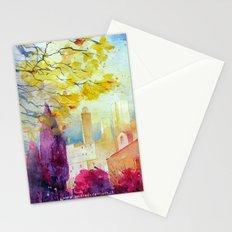 San Gimignano Stationery Cards