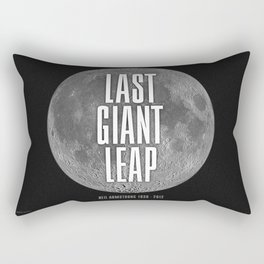 Last Giant Leap Rectangular Pillow