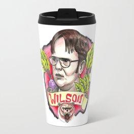rainn wilson Travel Mug