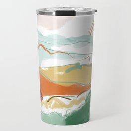 Sunrise Appalachia Travel Mug
