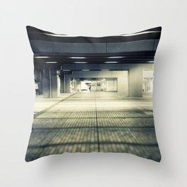TokyoMet Tower Throw Pillow