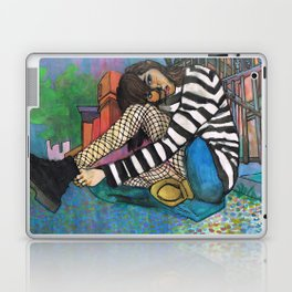 Downtown Harlem (Who Knows) Laptop & iPad Skin