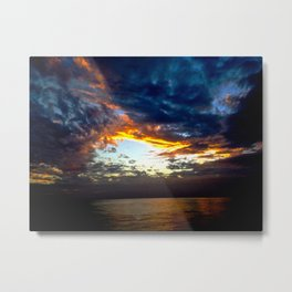 Dark Days Metal Print