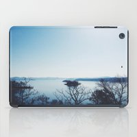 bow iPad Cases featuring Broken Bow by Kayla Nicole
