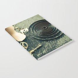 Alice's Escapades ~ Alice Lost In Time Notebook