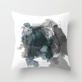 PANDA BEAR Throw Pillow
